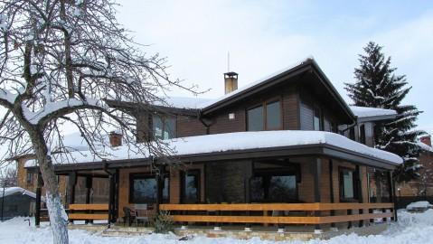 Къща с дървена конструкция община Самоков